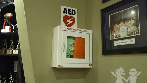 Project ADAM AED