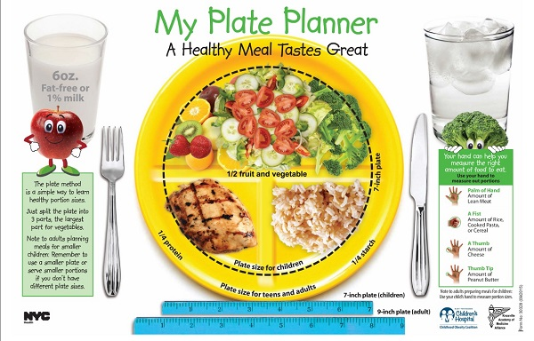 My Plate Planner - Pt. 1