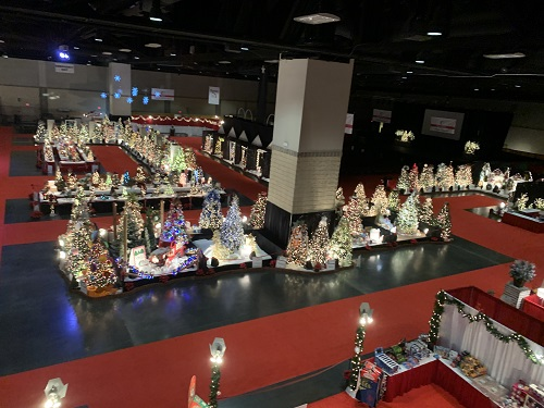 Fantasy of Trees 2020 at the Knoxville Convention Center