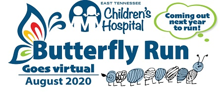 Children's Hospital's Butterfly Run Goes Virtual 2020