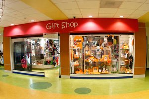 Gift Shop at East Tennessee Children's Hospital