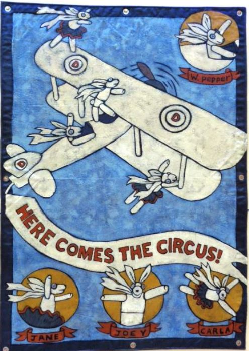 Mrs. Drysdale Circus: Here Comes the Circus! (2016)