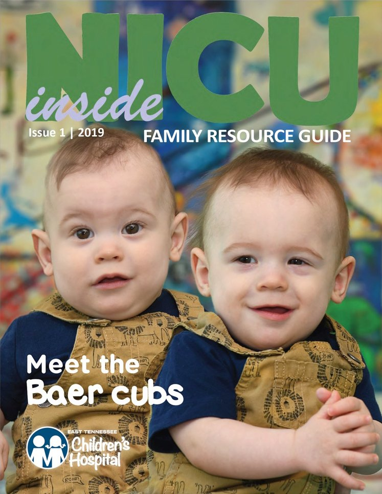 Inside the NICU Issue 1 2019