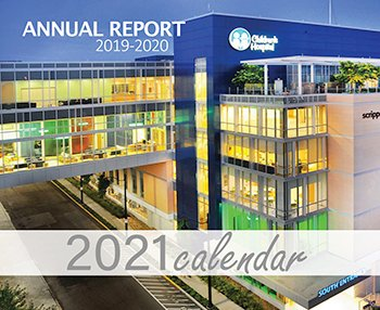Annual Report It's About Children 2020